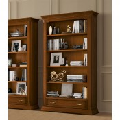 WRITING DESK , BOOKCASES