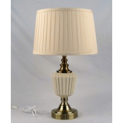 TABLE LAMP-PORCELAIN