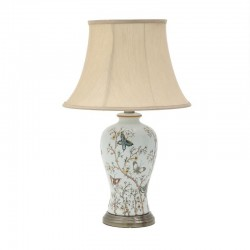 TABLE LAMP-PORCELAIN