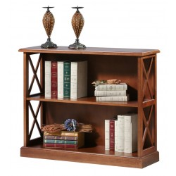 SHORT BOOKCASE - SOFA TABLE