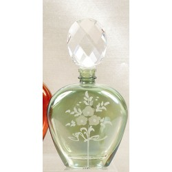 crystal bottles